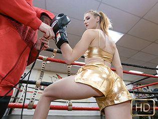 Ashley Lane in Million Dollar Booty - The Real Workout | Team Skeet
