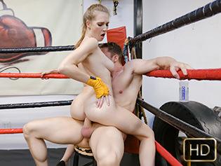 Ashley Lane in Million Dollar Booty - The Real Workout | Team Skeet