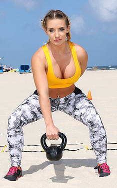 Cali Carter | The Real Workout
