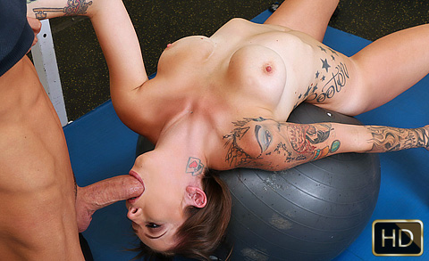Callie in Fucking For Gym Memberships | Team Skeet