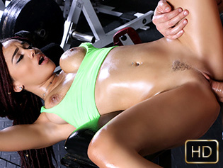 Julie Kay in Ready To Do This - The Real Workout | Team Skeet