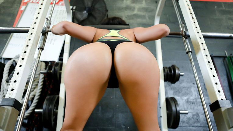 Therealworkout – Getting Low On Leg Day – Valentina Jewels