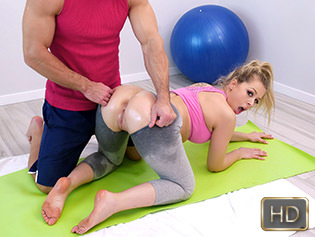 Zoey Monroe in Keep My Pussy Hydrated - The Real Workout | Team Skeet